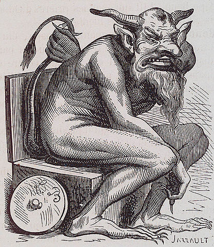 Belphegor, from https://commons.wikimedia.org/wiki/File:Belphegor.jpg