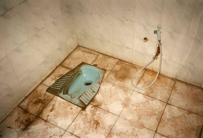 Toilets Of Faith Toilets Of The World