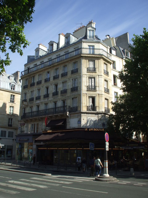 Hotel Rivoli in Paris.