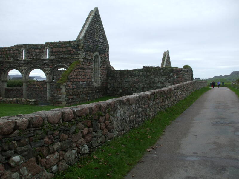 Benedictine Convent, Isle of Iona, Scotland.
