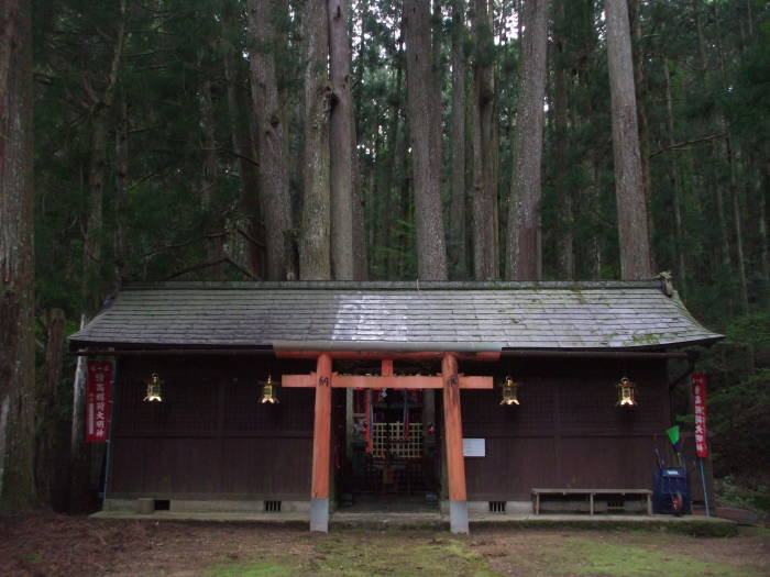 Kiyotakainari shrine at Kōya-san
