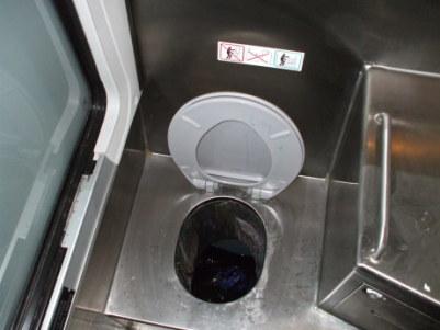 Toilet lift for seniors