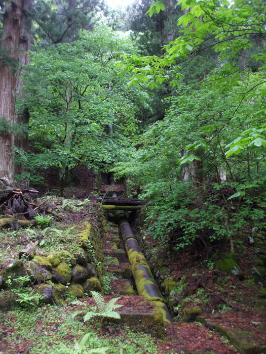 Nikkō city water supply.