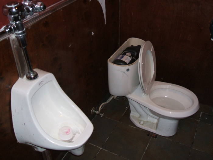 American Toilets / Toilets of the World
