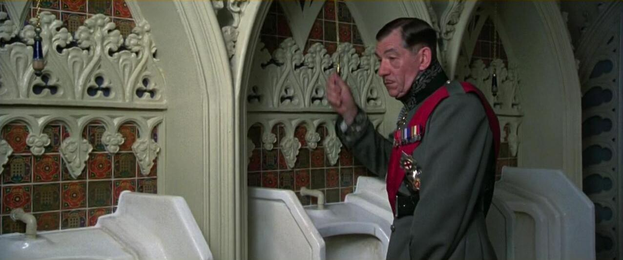The opening soliloquy of Shakespeare's 'Richard III' in the 1995 file with Ian McKellen.