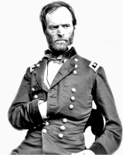 General William Tecumsah Sherman.