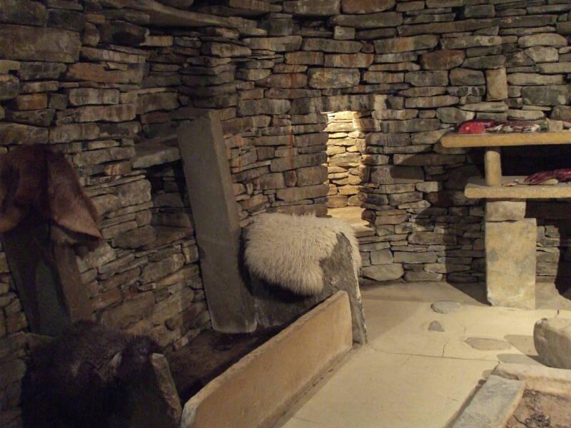 Neolithic Toilets Stone Age Toilets